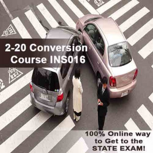 Florida: 40 hr Pre-licensing - 2-20 CONVERSION COURSE